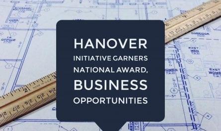 Hanover-Initiative-Garners-Award