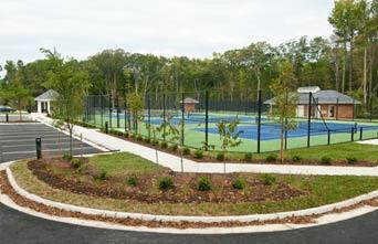RMC - Tennis Coomplex