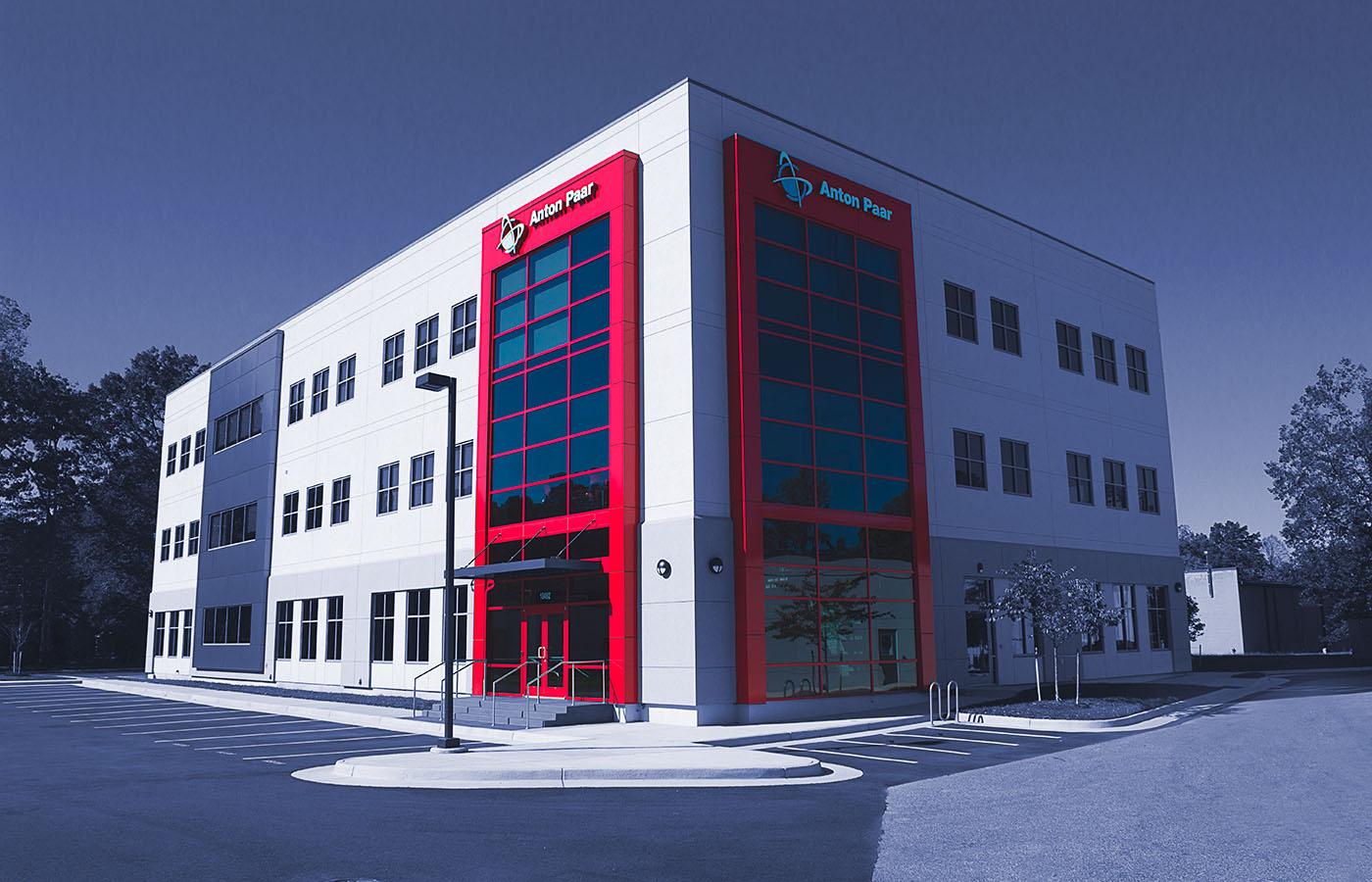 Anton Paar USA Building
