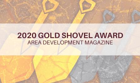 2020 Gold Shovel Award Image