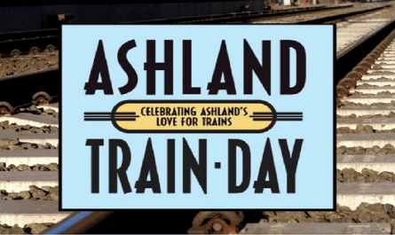 Ashland Train Day