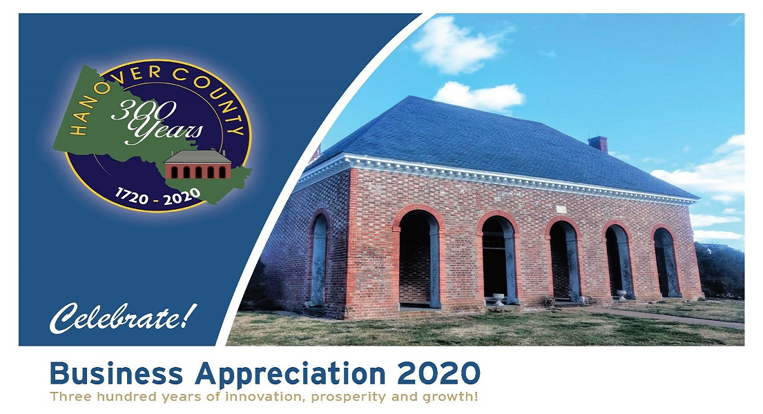 Business Appreciation & County 300 Logo