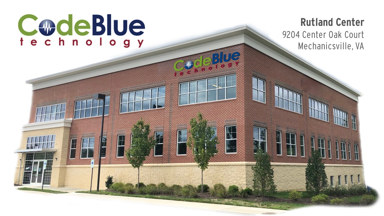 CodeBlue Technology Building