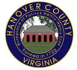 Hanover County Virginia seal