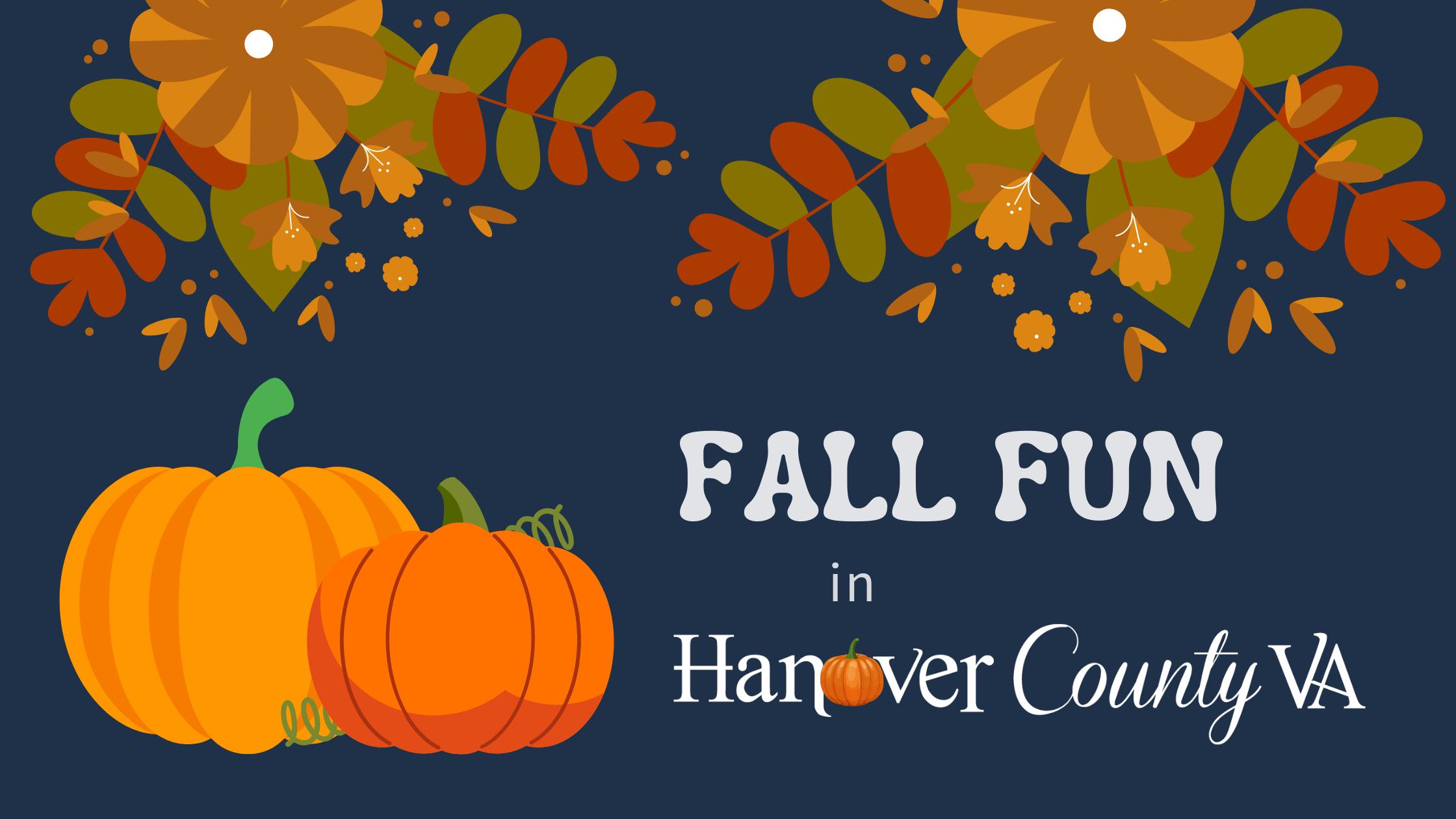 Fall Fun in Hanover County