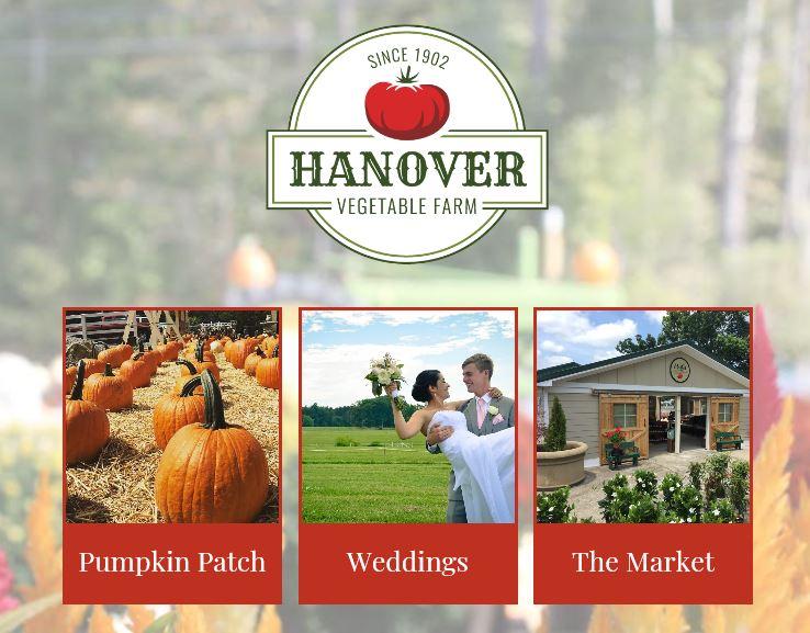 Hanover Vegetable Farm - Logo & Offerings
