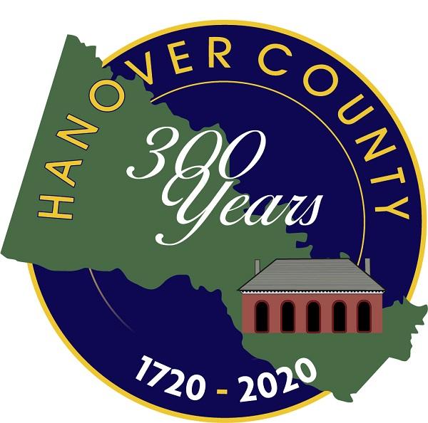 Hanover 300 year logo