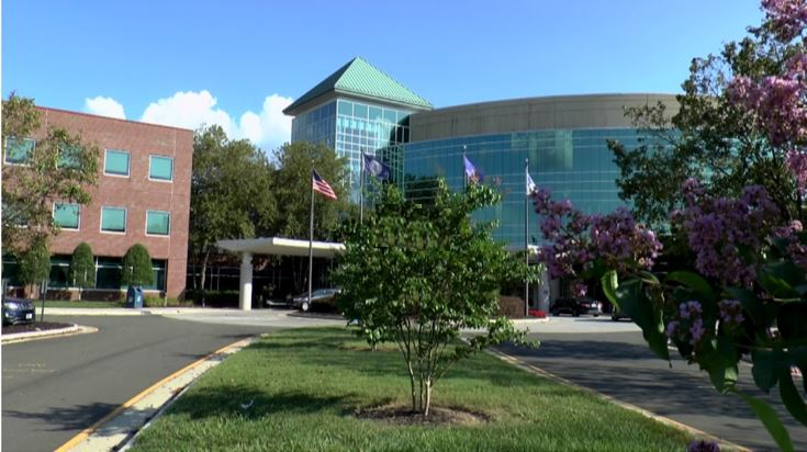 Memorial Regional Medical Center building