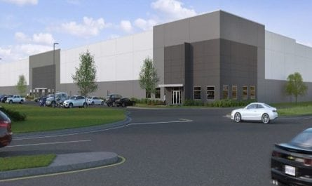 Northlake Commerce Center building rendering