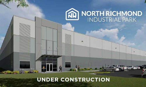 North Richmond Industrial Park - Rendering