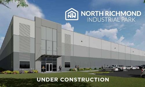 North Richmond Industrial Park - Rendering