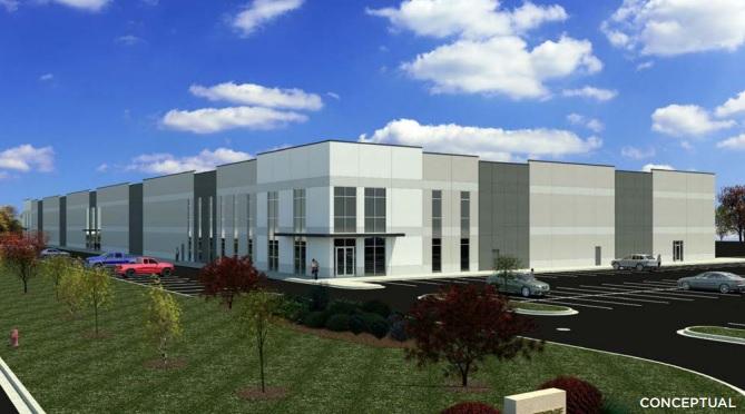 Northlake Distribution Center - Front