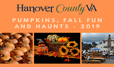 Pumpkins, Fall Fun and Haunts 2019 Visual