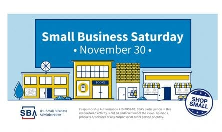 SBA-Small Business Saturday Logo