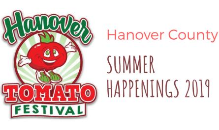 Hanover Tomato Festival logo