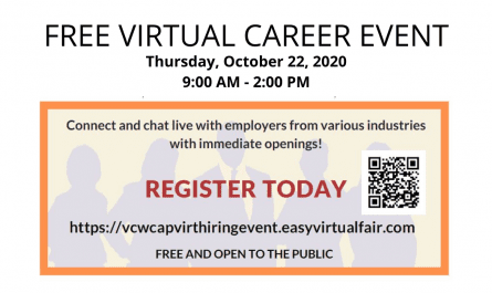 Virtural Career Fair