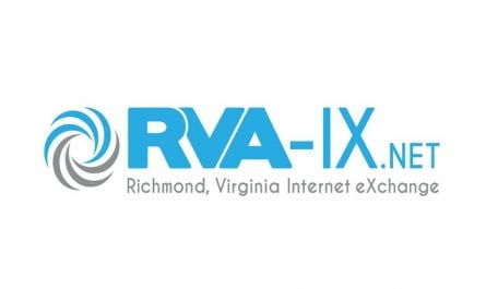 Richmond Virginia Internet eXchange logo